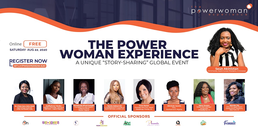 The Power Woman Experience 2021!
