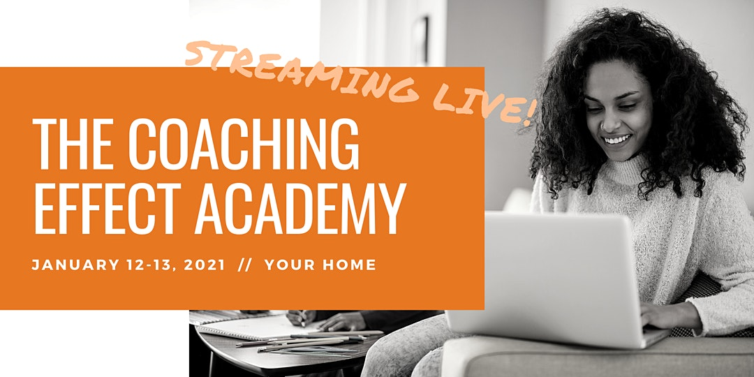 The Coaching Effect Academy by EcSell Institute, January 2021